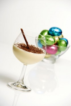 Shaken & Stirred's Chocolate Easter Flip