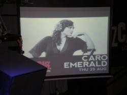 Caro Emerald At The Jazz Club, Camden