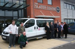 The New West Berks Mencap Bus and Service Users