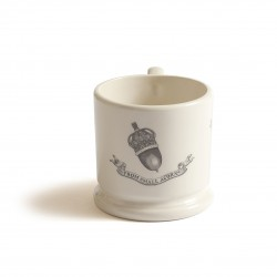 Classically timeless from Small Acorns Mug