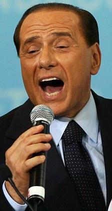 Silvio Berlusconi - Crooner Extraordinaire!